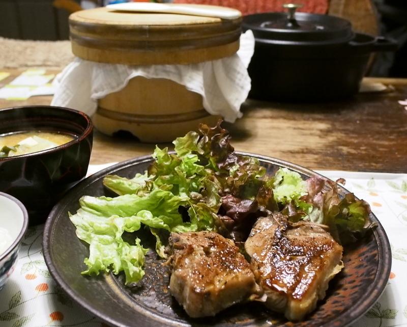 ■ NZ産ラム Tボーンステーキ(自炊)