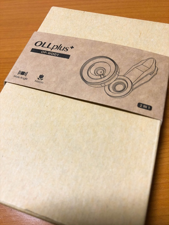 OLLplus+ OP-WD01 外箱