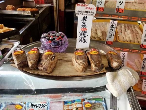 肉の小川屋の焼豚 201810 追加 (3)