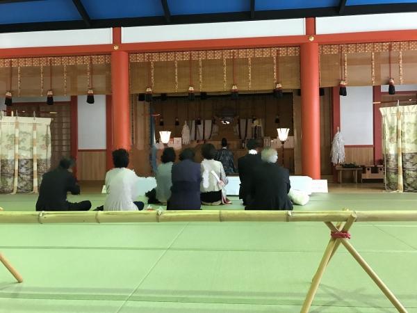 祝玖 七五三2018 龍田大社 (1)