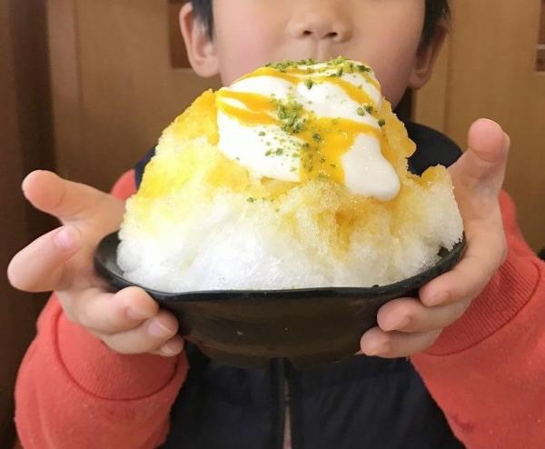 くら寿司 かき氷 夢のふわ雪 (8)-2