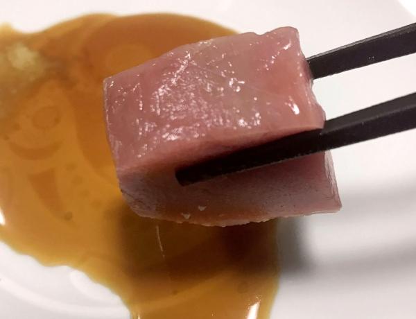 発酵熟成 本鮪 赤身&中とろ 約25日間熟成) 発酵熟成熟鮮魚 川崎北部市場 (3) - コピー2