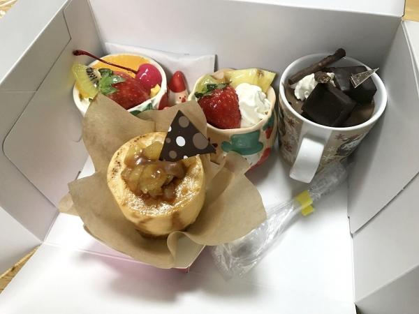 ケーキ ヒナタ 王寺店 201812 (2)