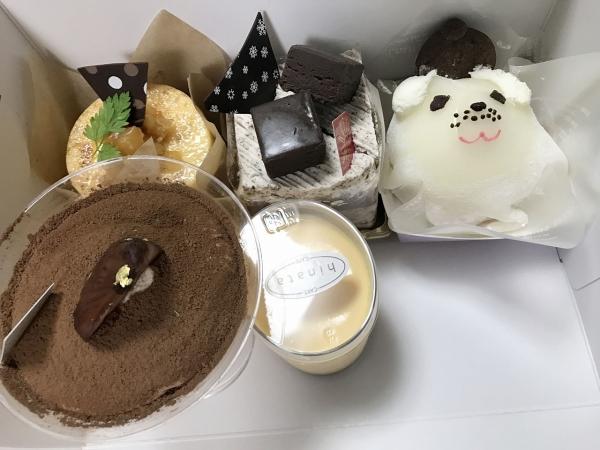 ケーキ ヒナタ 王寺店 201812 追加
