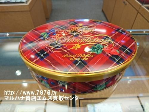 チョコ缶 マルハナ質店