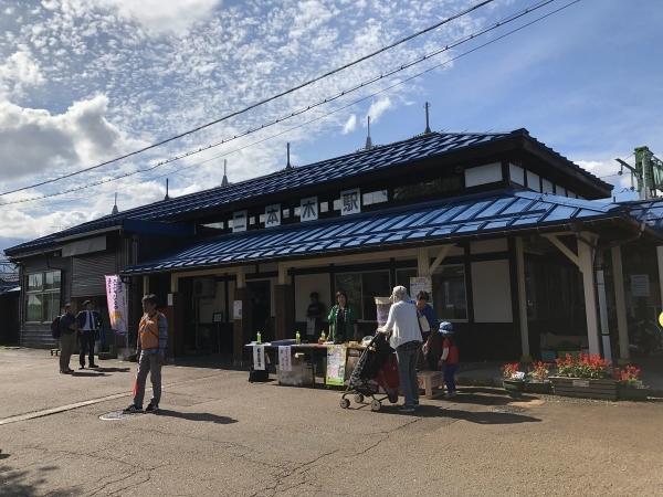 2018-10-13 二本木駅2