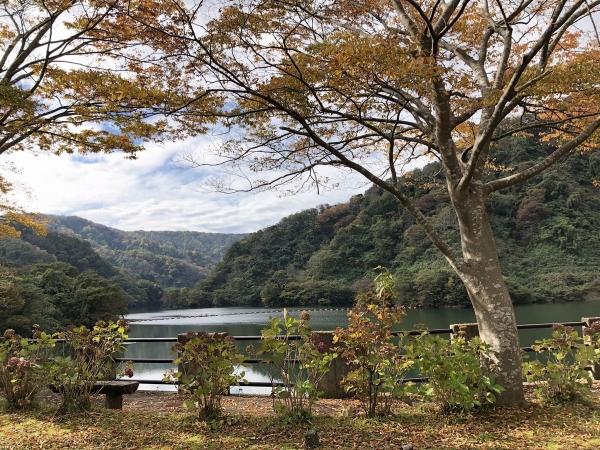 2018-11-04 正善寺ダム