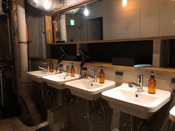 2018-12-16 共用の洗面所