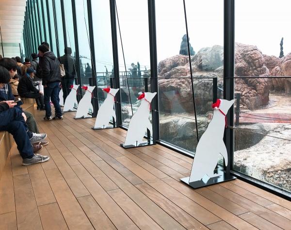 2018-12-22 ペンギンサンタ