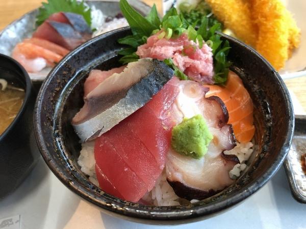 2018-12-05 海鮮丼