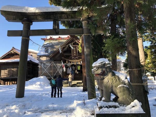 2019-01-01 白山神社