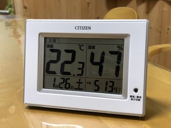 2019-01-26温湿度計
