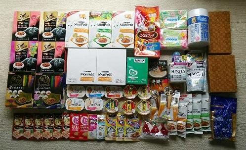支援物資(千葉県 Y・S様)うぶちゃんママ