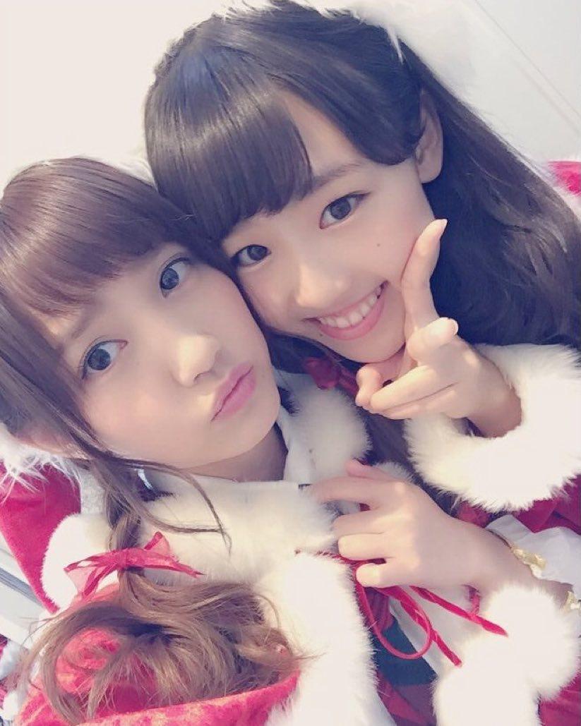 内山奈月 2018 クリスマス