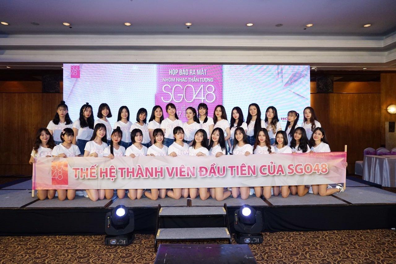 ベトナムにも48グループ誕生