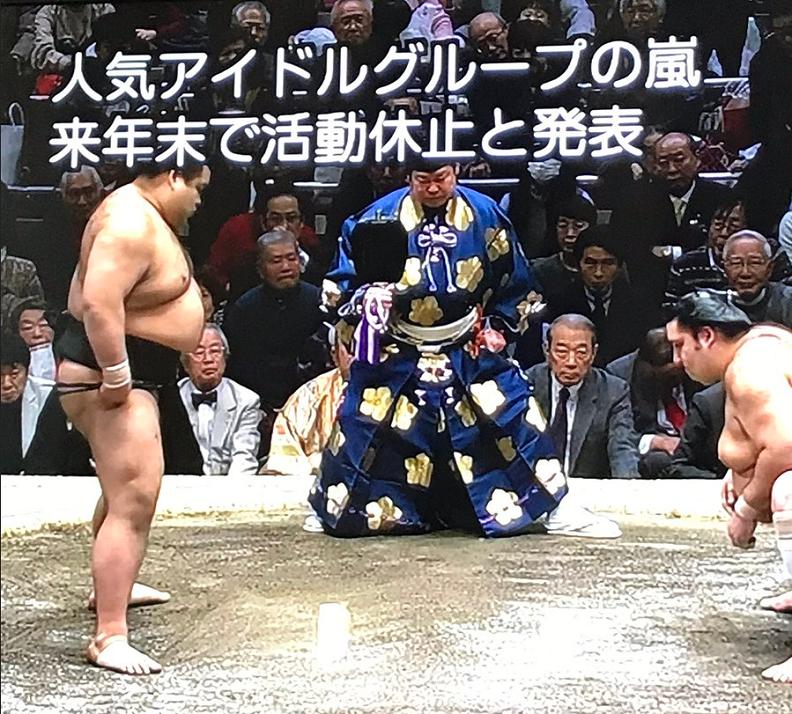 NHKの狂い咲