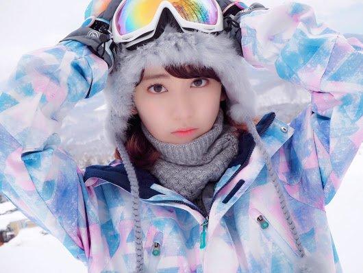 妙高杉ノ原スキー場で初スノボ 宮脇 2018→2019 冬 済み