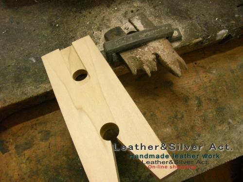 彫金 すり板 シルバー