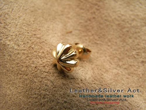 アポロピアス ゴールド オーダーメイド