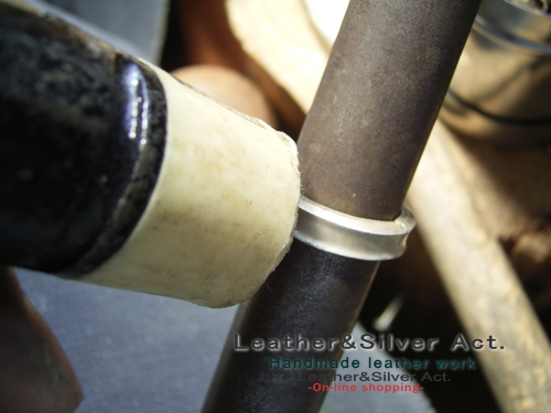 オーダーリング シルバー 製作3