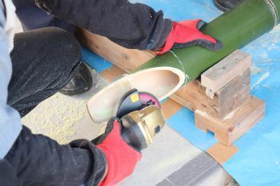竹グラインダー