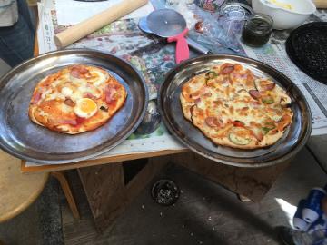 30年度秋のピザ焼き交流会3