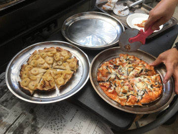 30年度秋のピザ焼き交流会7