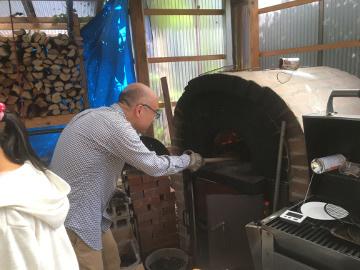 30年度秋のピザ焼き交流会8