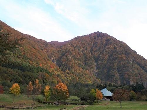 然ヶ岳の紅葉