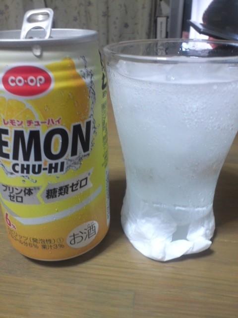co-op「レモンチューハイ」