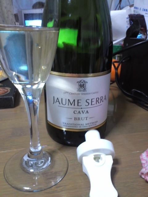 JAUME SERRA CAVA BRUT(ハウメ セラ ブリュット)