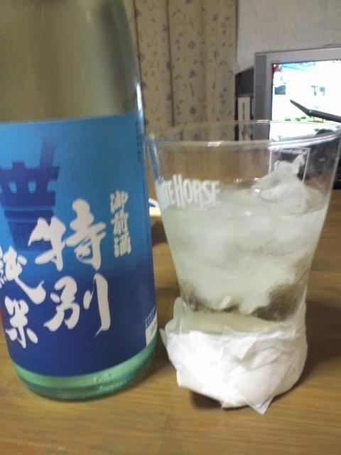 御前酒 特別純米 青ラベル