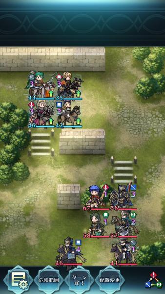 絆英雄戦アイク&セネリオインファナル攻略(騎馬)1blog