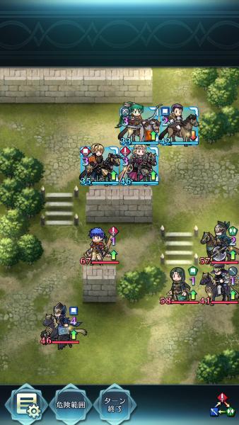 絆英雄戦アイク&セネリオインファナル攻略(騎馬)2blog
