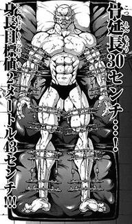 """ワイ「173センチ」、『刃牙』読んで""""骨延長""""に憧れる"""