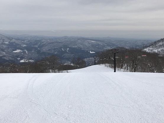 オニコウベ スキー場2019_1_2