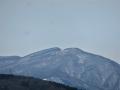 泉ヶ岳と鳶