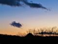 入日の太白山