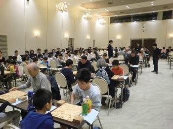 平成30年荒川区民将棋大会2-2