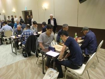 平成30年荒川区民将棋大会3-2