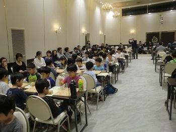 平成30年荒川区民将棋大会4-2