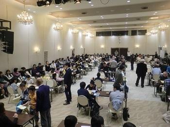 平成30年荒川区民将棋大会6-2