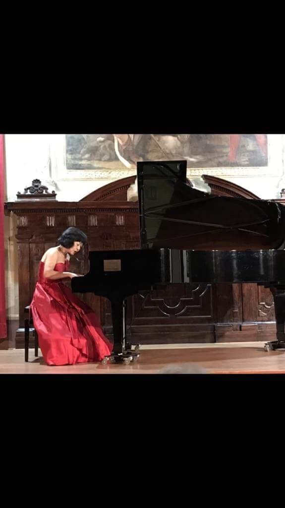 ボローニャピアノソロ