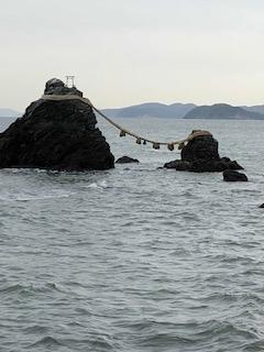 フコク三重夫婦岩