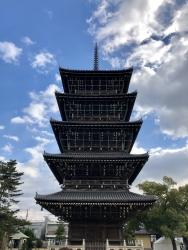 善通寺 五重の塔