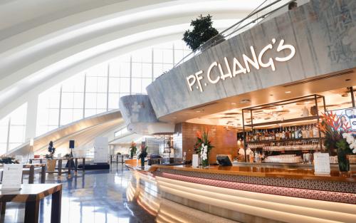 ロサンゼルス空港にプライオリティパスが使えるレストランが1カ所追加、1カ所なくなります。1