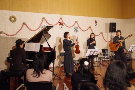 18年クリスマスコンサート