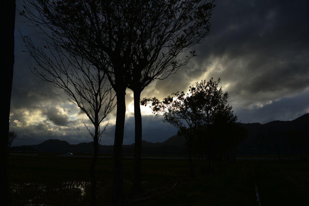 晩秋の天気-3