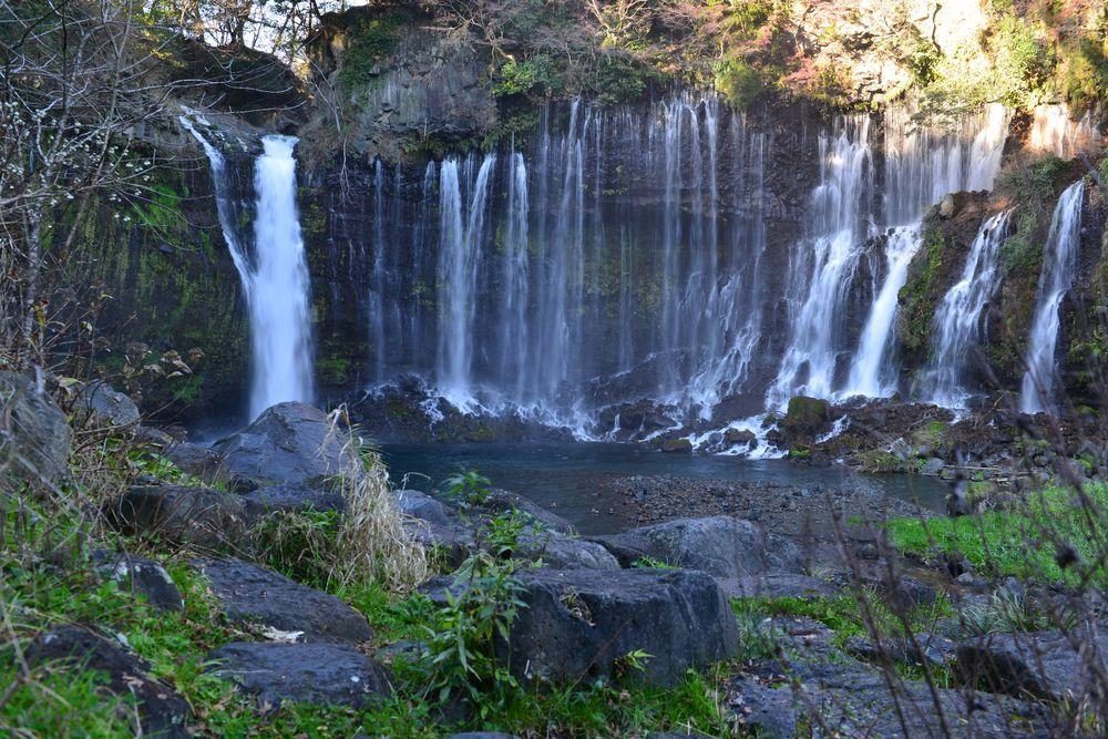 白糸の滝-6