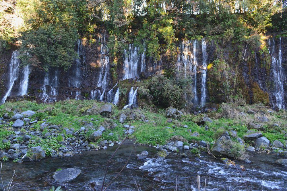 白糸の滝-7